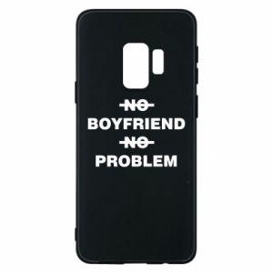 Etui na Samsung S9 No boyfriend no problem