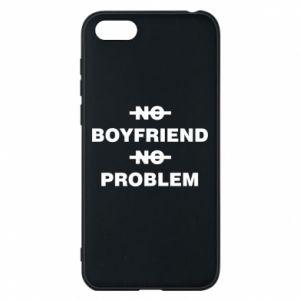 Etui na Huawei Y5 2018 No boyfriend no problem