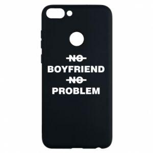 Etui na Huawei P Smart No boyfriend no problem