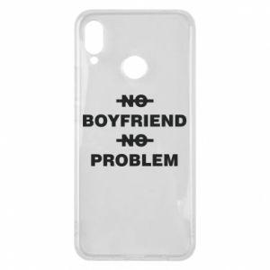Etui na Huawei P Smart Plus No boyfriend no problem