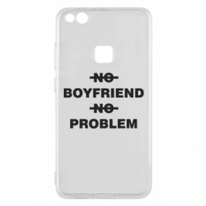 Etui na Huawei P10 Lite No boyfriend no problem
