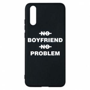 Etui na Huawei P20 No boyfriend no problem