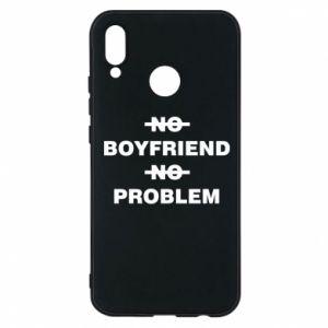 Etui na Huawei P20 Lite No boyfriend no problem