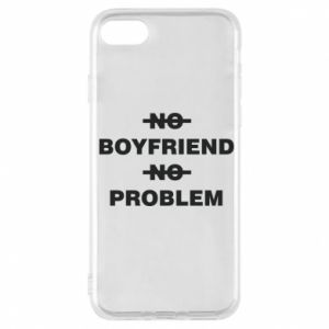 Etui na iPhone 7 No boyfriend no problem