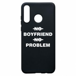 Etui na Huawei P30 Lite No boyfriend no problem