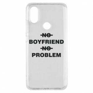 Etui na Xiaomi Mi A2 No boyfriend no problem