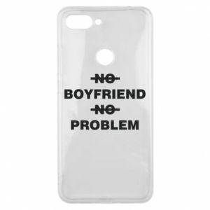 Etui na Xiaomi Mi8 Lite No boyfriend no problem