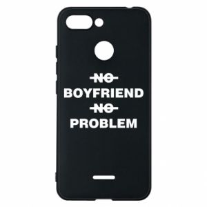 Etui na Xiaomi Redmi 6 No boyfriend no problem