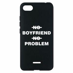 Etui na Xiaomi Redmi 6A No boyfriend no problem