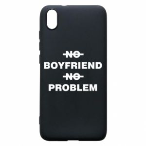 Etui na Xiaomi Redmi 7A No boyfriend no problem