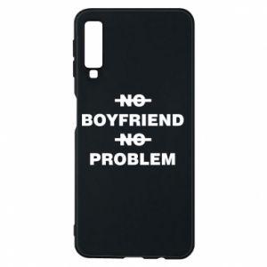 Etui na Samsung A7 2018 No boyfriend no problem