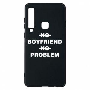 Etui na Samsung A9 2018 No boyfriend no problem