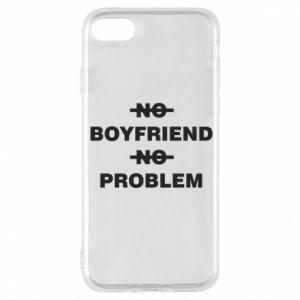 Etui na iPhone 8 No boyfriend no problem