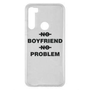 Xiaomi Redmi Note 8 Case No boyfriend no problem