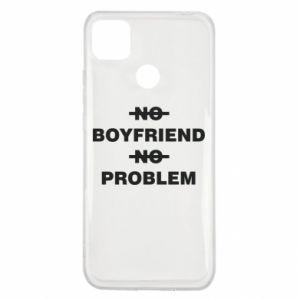 Xiaomi Redmi 9c Case No boyfriend no problem