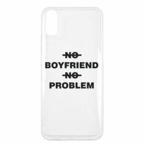Xiaomi Redmi 9a Case No boyfriend no problem