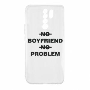 Xiaomi Redmi 9 Case No boyfriend no problem