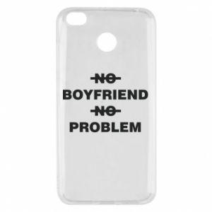 Xiaomi Redmi 4X Case No boyfriend no problem