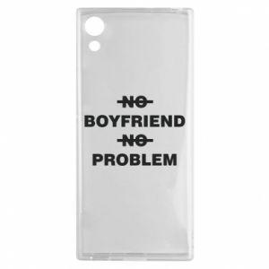 Sony Xperia XA1 Case No boyfriend no problem