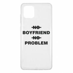 Samsung Note 10 Lite Case No boyfriend no problem