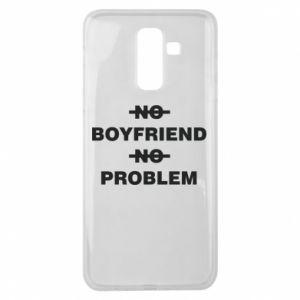 Samsung J8 2018 Case No boyfriend no problem
