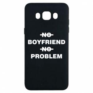 Samsung J7 2016 Case No boyfriend no problem