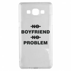 Samsung A5 2015 Case No boyfriend no problem