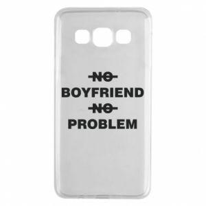 Samsung A3 2015 Case No boyfriend no problem