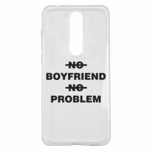 Nokia 5.1 Plus Case No boyfriend no problem