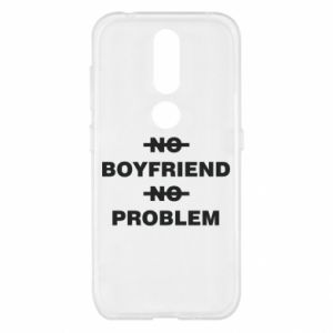 Nokia 4.2 Case No boyfriend no problem