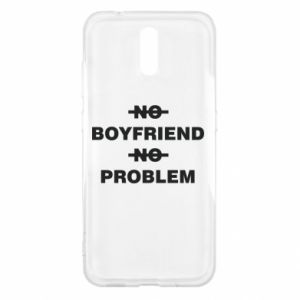 Nokia 2.3 Case No boyfriend no problem