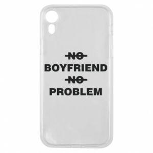 Etui na iPhone XR No boyfriend no problem