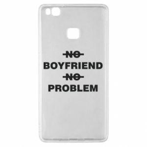 Huawei P9 Lite Case No boyfriend no problem