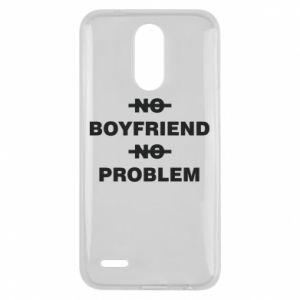 Lg K10 2017 Case No boyfriend no problem