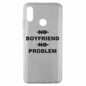 Huawei Honor 10 Lite Case No boyfriend no problem