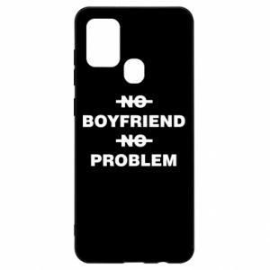 Samsung A21s Case No boyfriend no problem