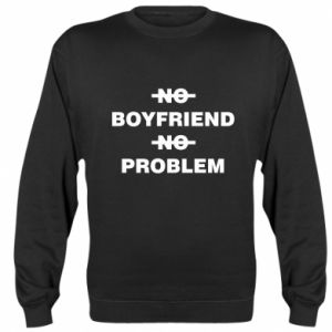 Bluza (raglan) No boyfriend no problem