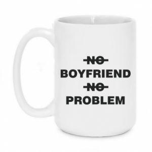 Kubek 450ml No boyfriend no problem