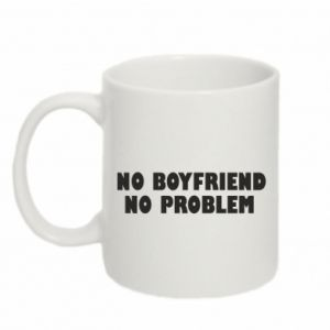 Kubek 330ml No boyfriend. No problem