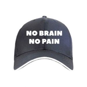 Czapka NO BRAIN NO PAIN