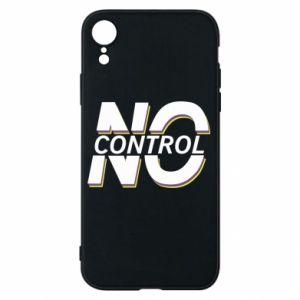 Etui na iPhone XR No control