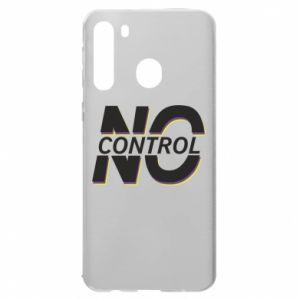 Etui na Samsung A21 No control