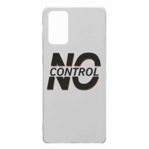 Etui na Samsung Note 20 No control