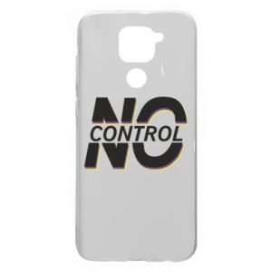 Etui na Xiaomi Redmi Note 9/Redmi 10X No control