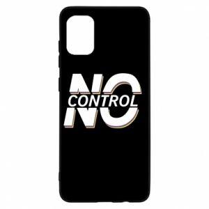 Etui na Samsung A31 No control