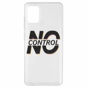 Etui na Samsung A51 No control