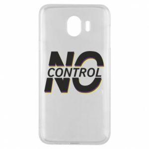 Etui na Samsung J4 No control
