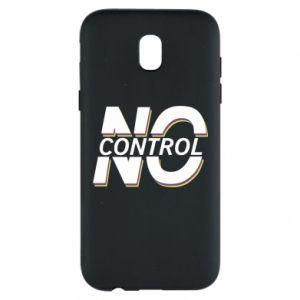 Etui na Samsung J5 2017 No control