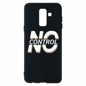 Etui na Samsung A6+ 2018 No control