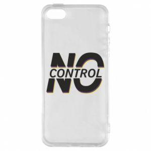 Etui na iPhone 5/5S/SE No control